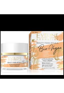 Bio Vegan Ultra Tápláló arckrém 50ml