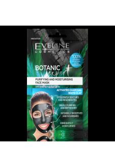 Botanic expert tisztító hidratáló arcmaszk 2x5ml