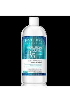 Hyaluron Clinic ultra-hidratáló micellás víz 500ml