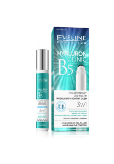 Hyaluron Clinic Szemkontúr roll-on 15ml