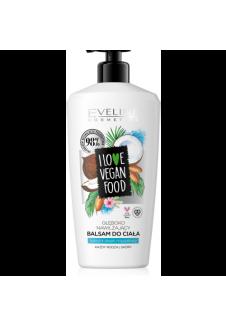 I Love Vegan Food Mélyen hidratáló testápoló 350ml