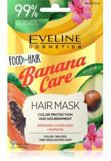 FOOD for HAIR Banana Care hajmaszk 20ml