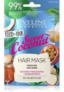 FOOD for HAIR Sweet Coconut hajmaszk 20ml