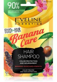 FOOD for HAIR Banana Care sampon 20ml