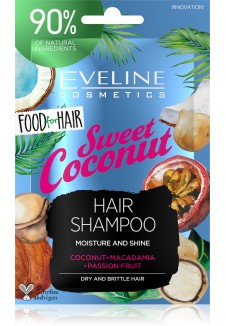 FOOD for HAIR Sweet Coconut sampon 20ml