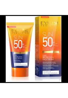 Sun Care Expert napvédő arckrém SPF50 50ml