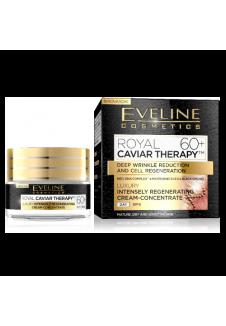 Royal Caviar Therapy 60+ Intenzív Regeneráló Nappali krém-koncentrátum 50ml