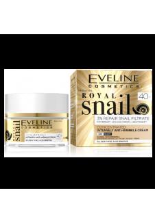 Royal Snail 40+ Ránctalanító Nappali és Éjszakai krém 50ml