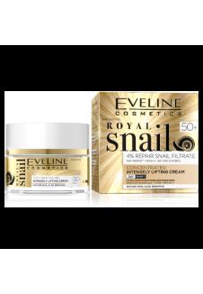 Royal Snail 50+ Intenzív Lifting Nappali és Éjszakai krém 50ml