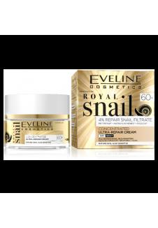 Royal Snail 60+ Helyreállító Nappali és Éjszakai krém 50ml