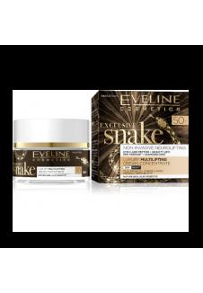 Exclusive Snake 50+ nappali és éjszakai krém-koncentrátum 50ml
