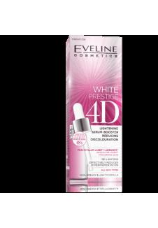 White Prestige 4D Serum-Booster, fehérítő arcszérum 18ml