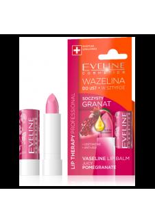 Lip Therapy Vazelines ajakápoló, gránátalmás