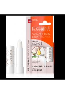 Lip Therapy Vazelines ajakápoló, kókusz