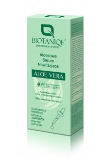 Biotaniqe Aloe Vera  hidratáló szérum 20ml