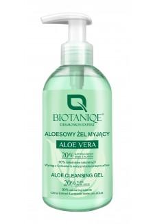 Biotaniqe Aloe Vera tisztító gél 250ml