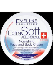 ExtraSoft tápláló krém érzékeny bőrre 200ml