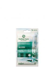 Herbal Care Aloe Hidratáló Arcmaszk 2x5ml