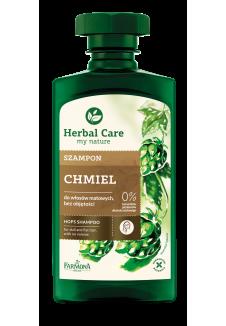 Herbal Care Komló sampon matt, vékonyszálú hajra 330ml