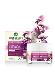 Herbal Care Fekete Orchidea Erősítő nappali és éjszakai krém 50ml