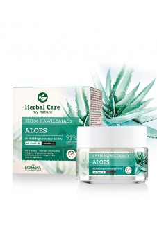 Herbal Care Aloe Hidratáló nappali és éjszakai krém 50ml
