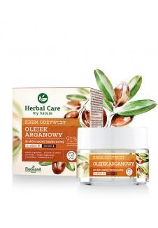 Herbal Care Argánolaj Tápláló nappali és éjszakai krém 50ml