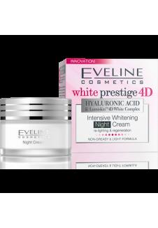 White Prestige 4D Fehérítő Éjszakai krém 50ml